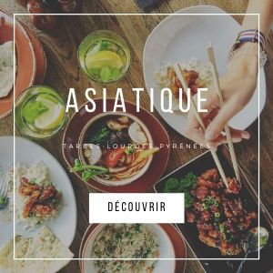Restaurant asiatique