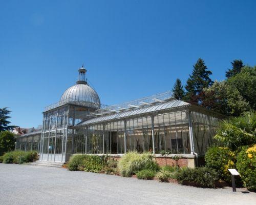 Jardin Massey à Tarbes